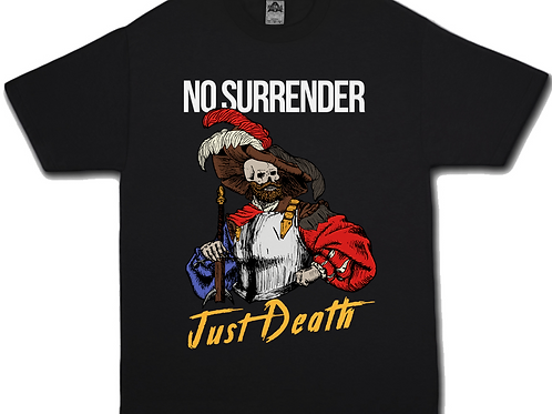 Lansquenete - No Surrender, Just Death