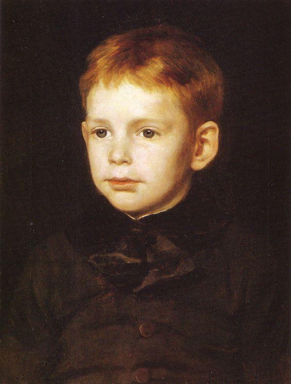 Retrato de Harald Platou