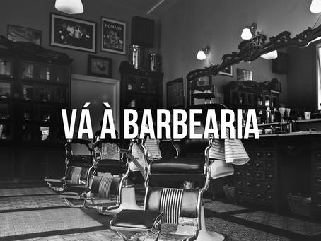 Vá à Barbearia