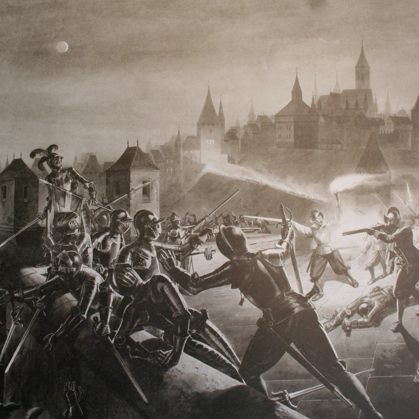 Escalada em Genebra 11 para 12 de dezembro de 1602