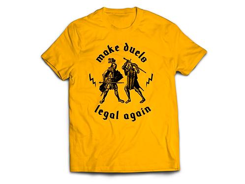 Make Duels Legal Again