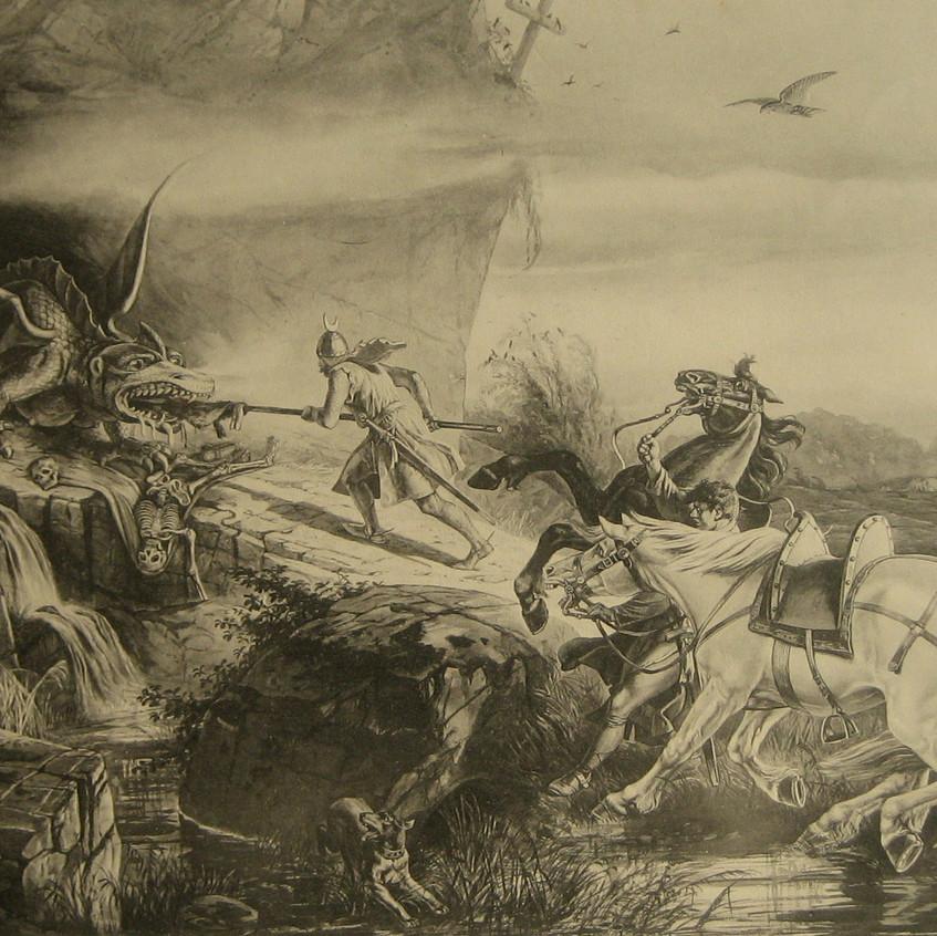 Heinrich_von_Winkelried_massacra_o_dragão