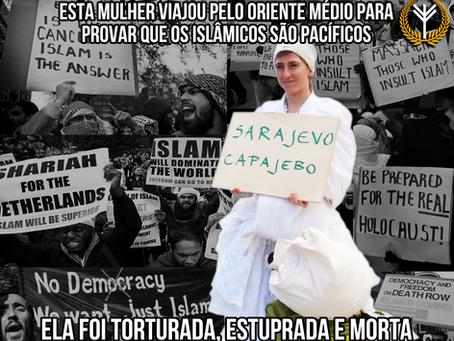 Etnomasoquismo: Pippa Bacca como personificação do altruísmo suicida europeu.