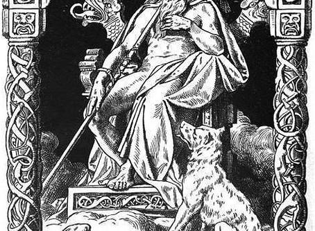 Mitologia Viking: O que um Homem pode aprender com Odin