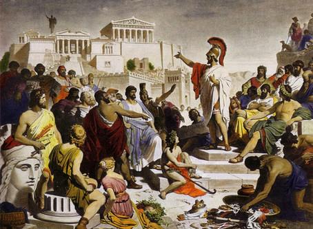 Repensando a Democracia: O Problema da Democracia de Alain de Benoist