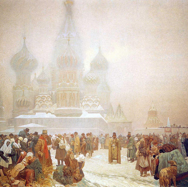 The Abolition of Serfdom in Russia (1914)