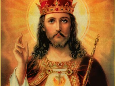 Cristo Vencedor, Cristo Rei