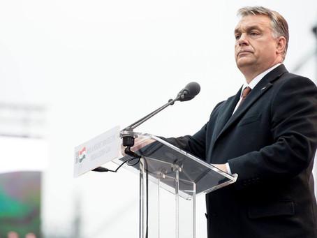 Viktor Orbán nomeia globalização e especuladores como ameaças à identidade