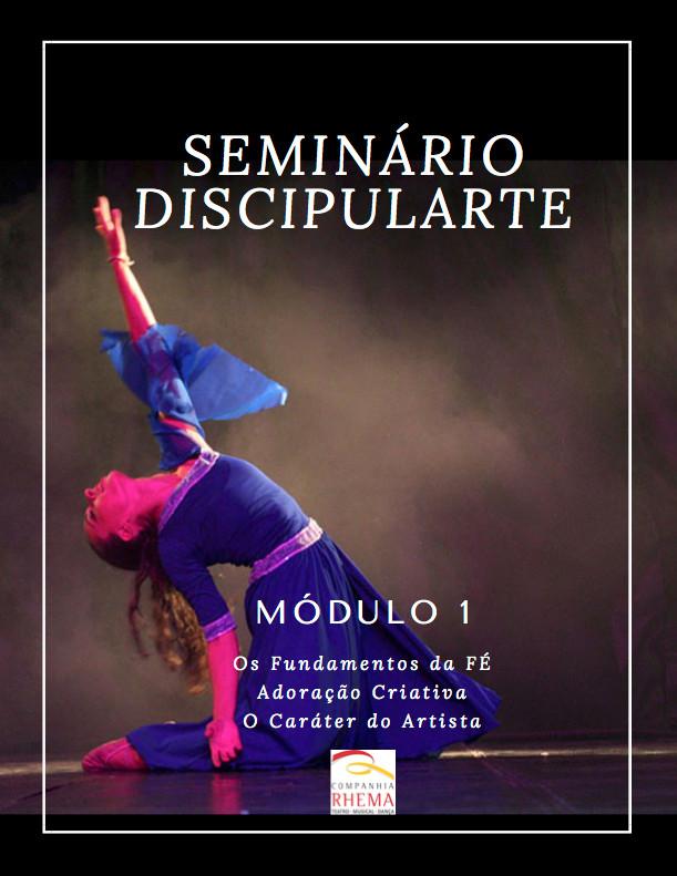 Seminário Discipularte Módulo 1