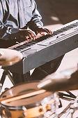 Clavier Musicien de jeu