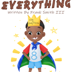 The King of EVERYTHING! Front Cover