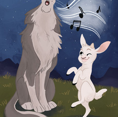 The Wolf and The Kid