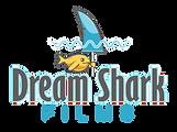 DREAM SHARK LOGO transparent background.