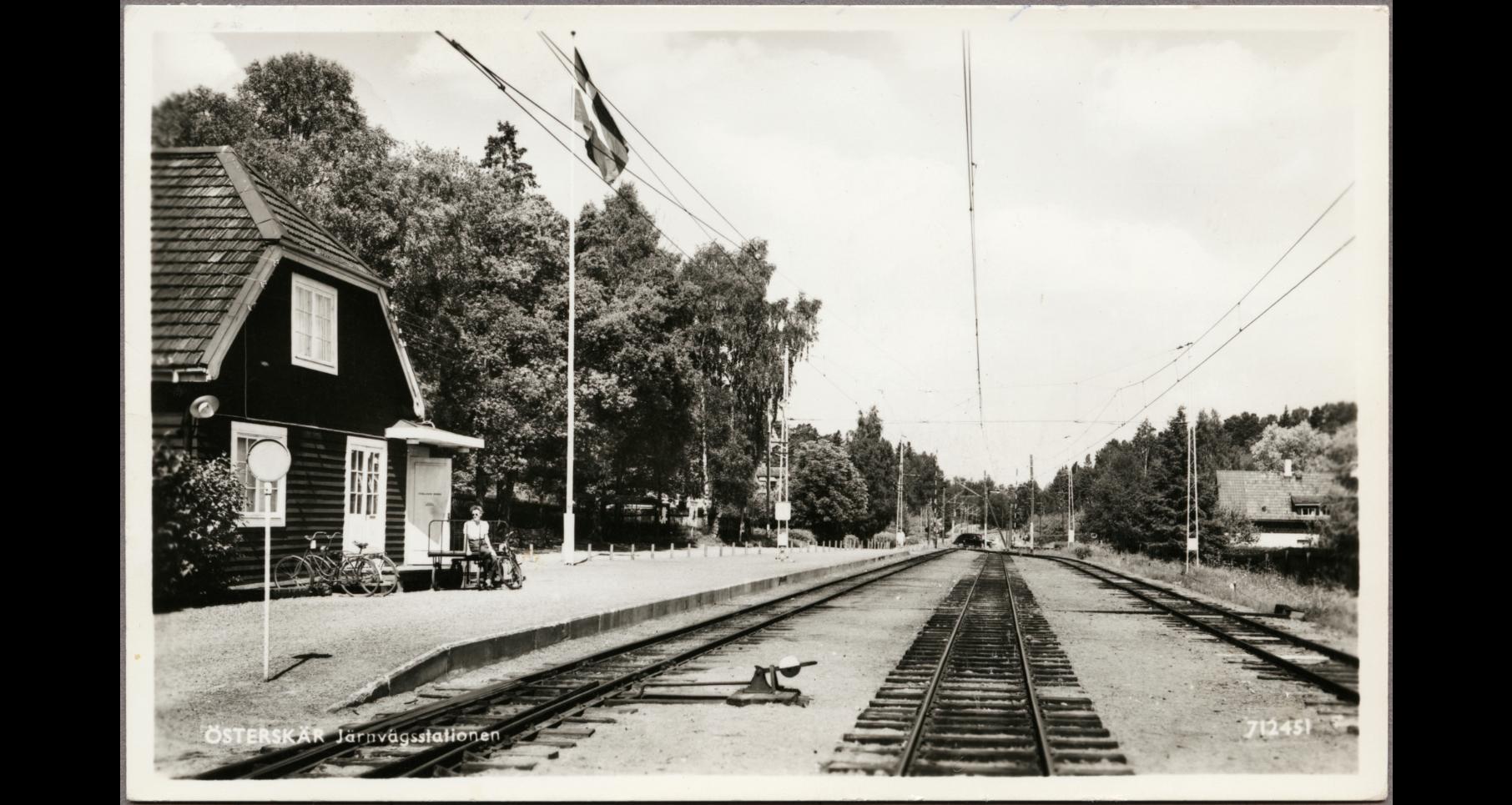 Österskärs Station
