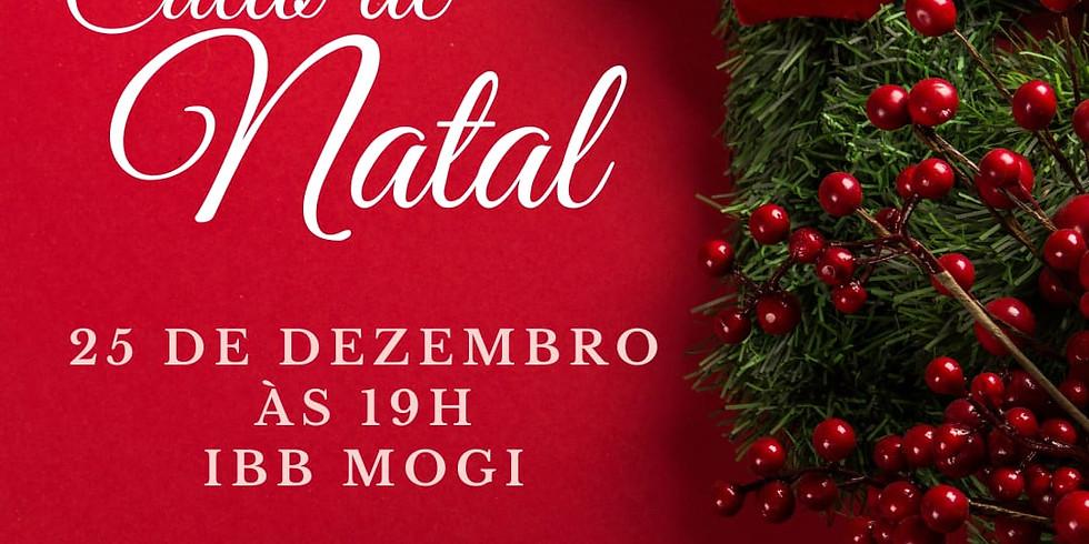 Culto de Natal IBB - 25/12/2020