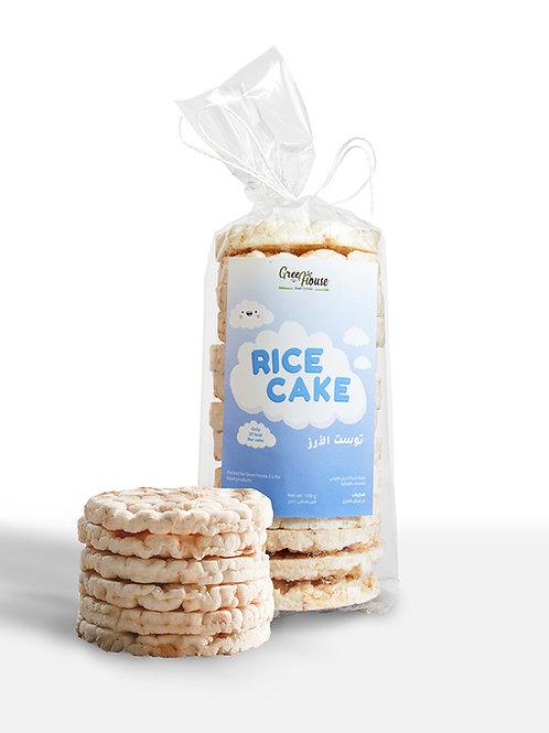 Rice Cake - توست الأرز