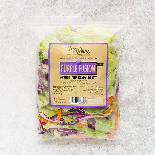 Purple Fusion - خلطة الكرنب الاحمر
