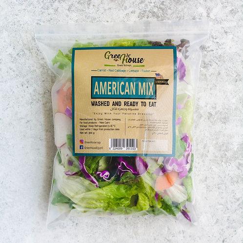 American Mix - الخلطة الامريكية