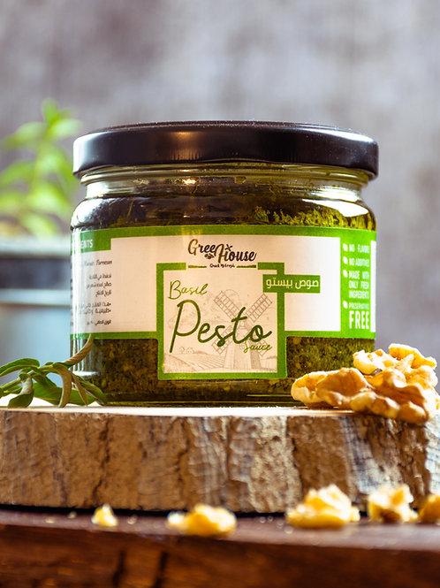 Pesto Sauce - صوص بيستو