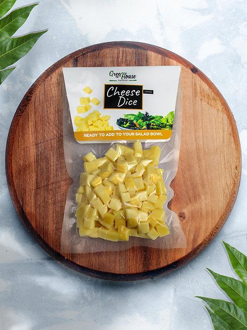 Cheese Dice - مكعبات الجبنة