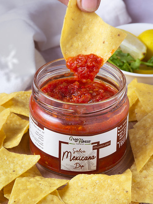 Salsa Mexicana Dip and Sauce - صوص المكسيكانا