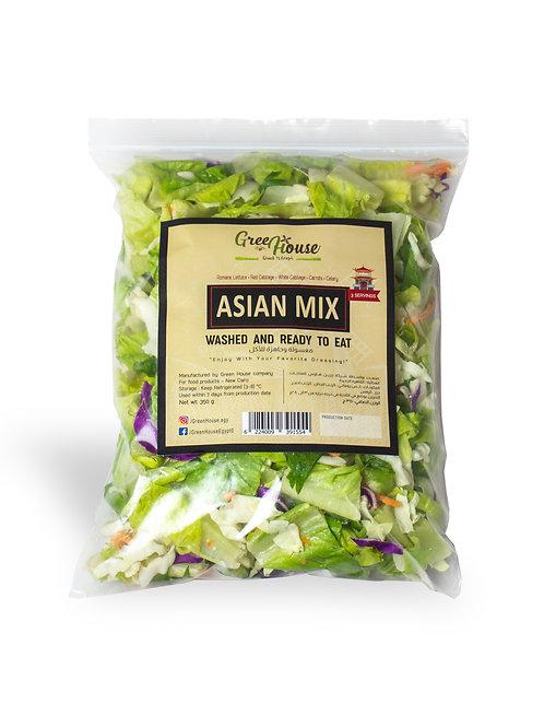 Asian mix - المكس الاسيوي