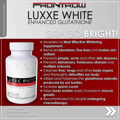 Frontrow Luxxe White
