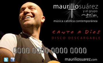 Disco descargable Maurilio Suárez