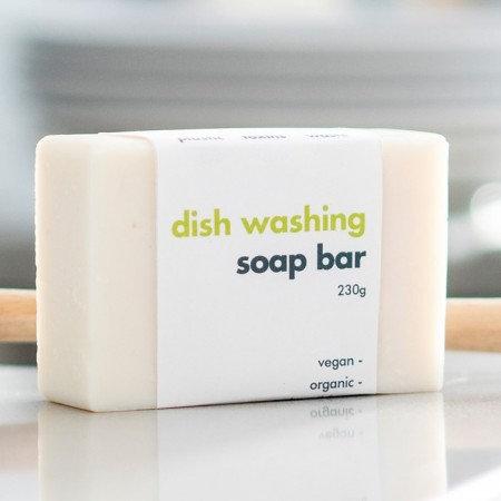 Vegan Dish Washing Block