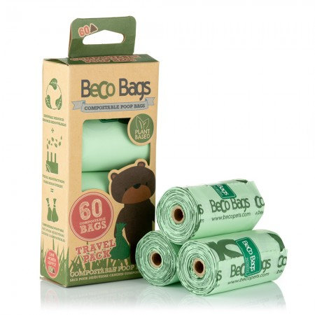 Compostable Poop Bags | Beco Pets