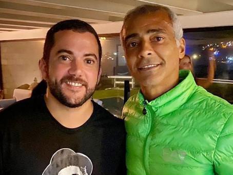Jordy e Romário perdem Podemos para Axel e Rodrigo
