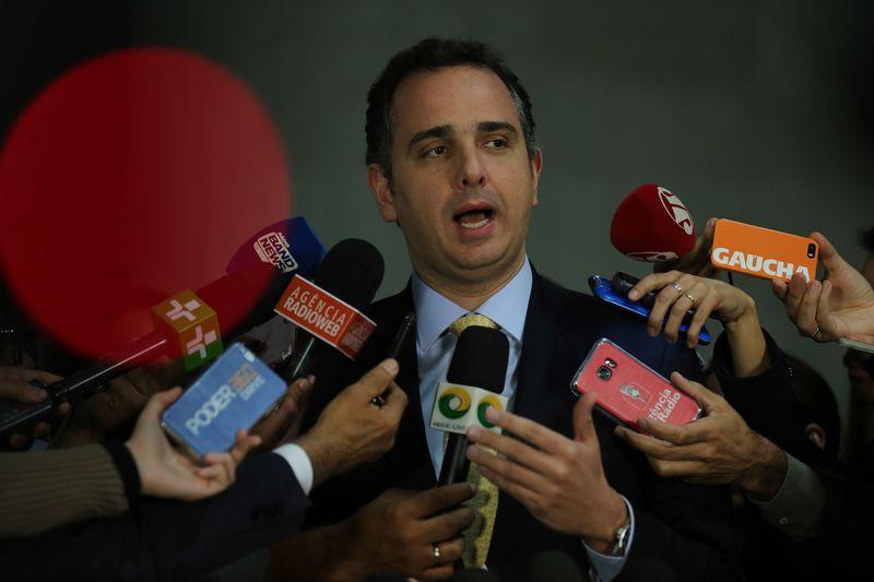 Rodrigo Pacheco (PMDB-MG), presidente da CCJ/Fabio Rodrigues - Pozzebom/Agência Brasil