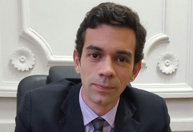 Vereador Leonardo Giordano (PC do B)