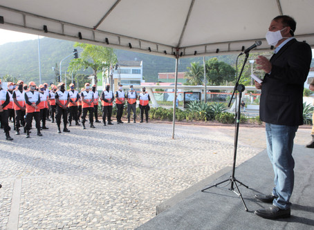 Niterói Presente chega à R.O. totalizando 485 policiais