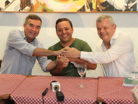 Axel é lançado como pré-candidato a prefeito de Niterói