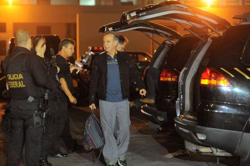O empresário Adir Assad, preso na Operação Irmandade (Foto: Fernando Frazão/Agência Brasil)