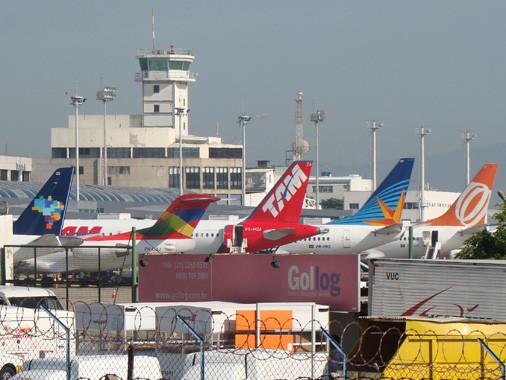 greve geral pode atingir aviação civil