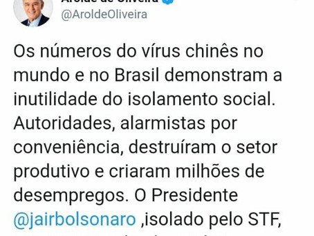 Editorial: Réquiem para bolsonaristas vítimas da Covid