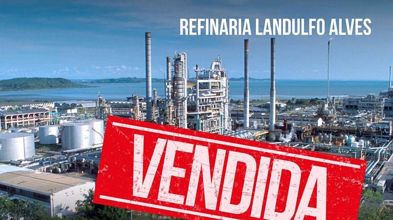 Refinaria Landulfo Alves