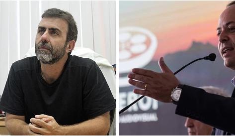 Freixo e Rodrigo lideram pesquisa para o governo do Rio