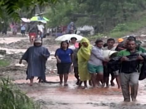 Timor Leste: tragédia na Páscoa. Veja vídeo dramático
