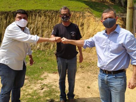 Felipe quer preservar o Parque Rural de Niterói
