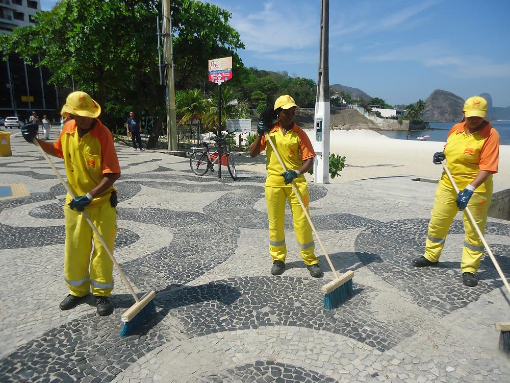 Cidade é campeã estadual e vice-líder nacional em limpeza urbana