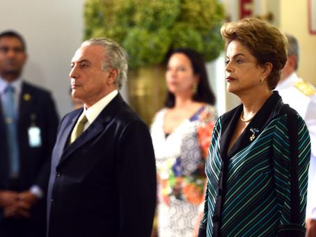 TSE: Chapa Dilma-Temer na pauta