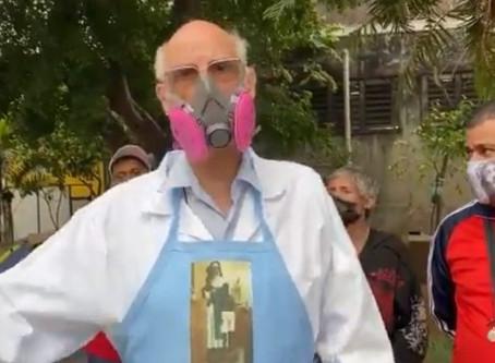Ameaçado, padre Lancellotti diz correr risco de vida