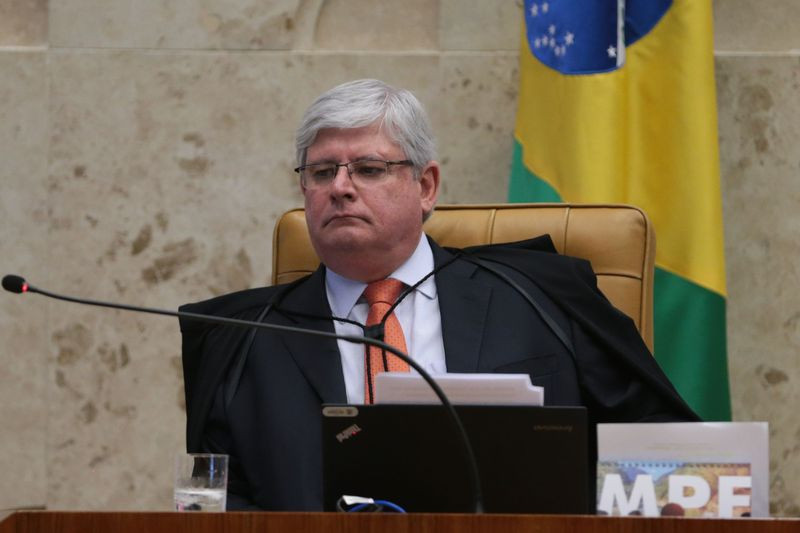 Rodrigo Janot denunciou Michel Temer