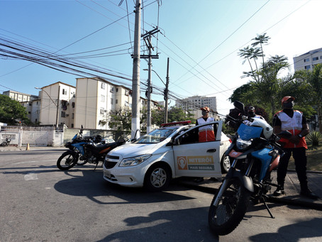 Niterói Presente: uma centena de prisões em flagrante