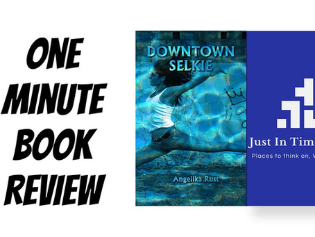 Book Review: Downtown Selkie by Angelika Rust
