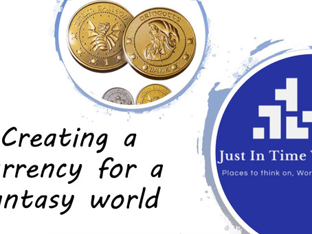 Inventing a currency