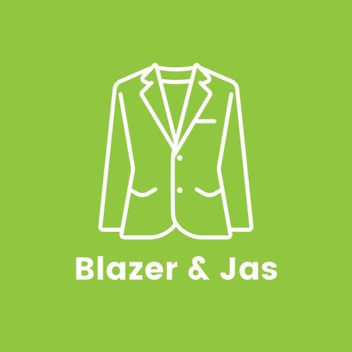 Blazer, Jas & Setelan Jas